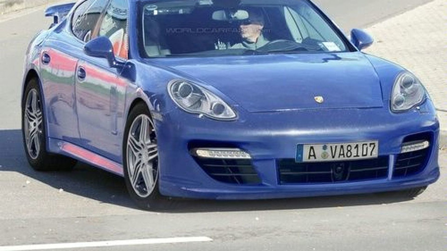 Diesel Porsche Panamera in the Pipeline?