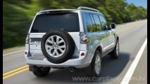 Novo Mitsubishi Pajero TR4 2010 chega com preço inicial de R$ 65.550 - Veja fotos oficiais