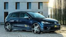 Modifiye edilmiş 450 bg'lik Golf R, Volkswagen'in doğmamış R420'sinden daha güçlü