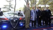 Alfa Romeo Giulia Quadrifoglio jandarma olarak göreve başladı