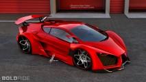Lamborghini Sinistro by Thebian Concepts