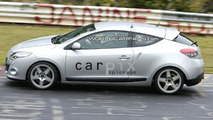Renault Megane Coupe spy photos