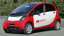 Mitsubishi i MiEV Research Vehicle